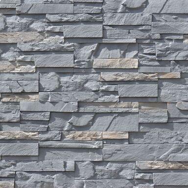 Kamień dekoracyjny NEVADA GRAFIT 37 / 20 / 33 / 24 x 9 cm AKADEMIA KAMIENIA
