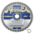 Tarcza do pilarki tarczowej 235MM/40T/30(20) śr. 235 mm  40 z IRWIN WELDTEC