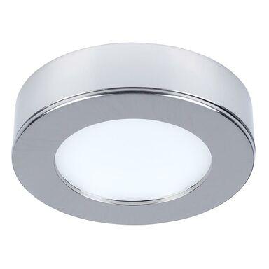 Oprawa podszafkowa LAKAO+ z pilotem IP20 7.4 cm srebrna LED INSPIRE
