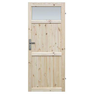 Skrzydło drzwiowe EKO  70 prawe RADEX