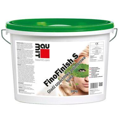 Gotowa gładź szpachlowa FINOFINISH S 20 kg BAUMIT
