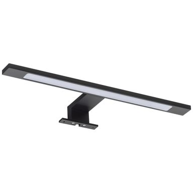 Kinkiet do lustra ANCIS IP44 czarny LED CORAM
