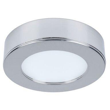 Oprawa podszafkowa LAKAO+ IP20 7.4 cm srebrna LED INSPIRE