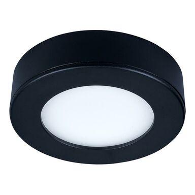 Oprawa podszafkowa LAKAO+ z pilotem IP20 7.4 cm czarna LED INSPIRE