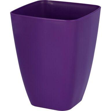 Osłonka do storczyka plastikowa 13 x 13 cm fioletowa STORCZYK FORM-PLASTIC