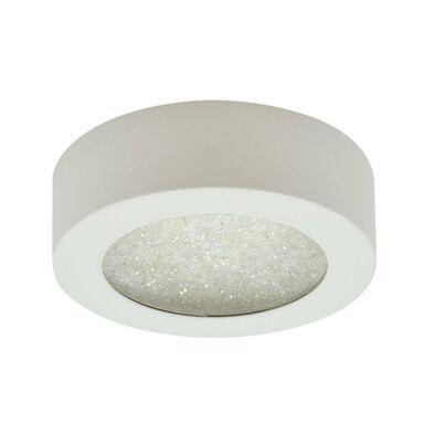 Oprawa stropowa natynkowa ACRI biała okrągła LED POLUX