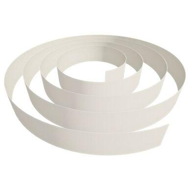 Taśma obrzeżowa PVC Biała 22 x 0.6 mm FOLMAG