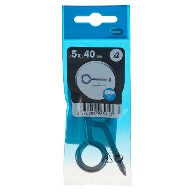Hak oczkowy 5X40MM STANDERS