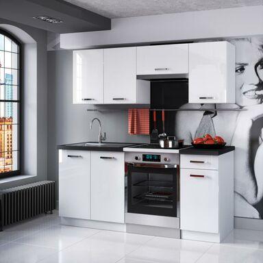 Zestaw Mebli Kuchennych Terni 2 Promo Kolor Biały Classen