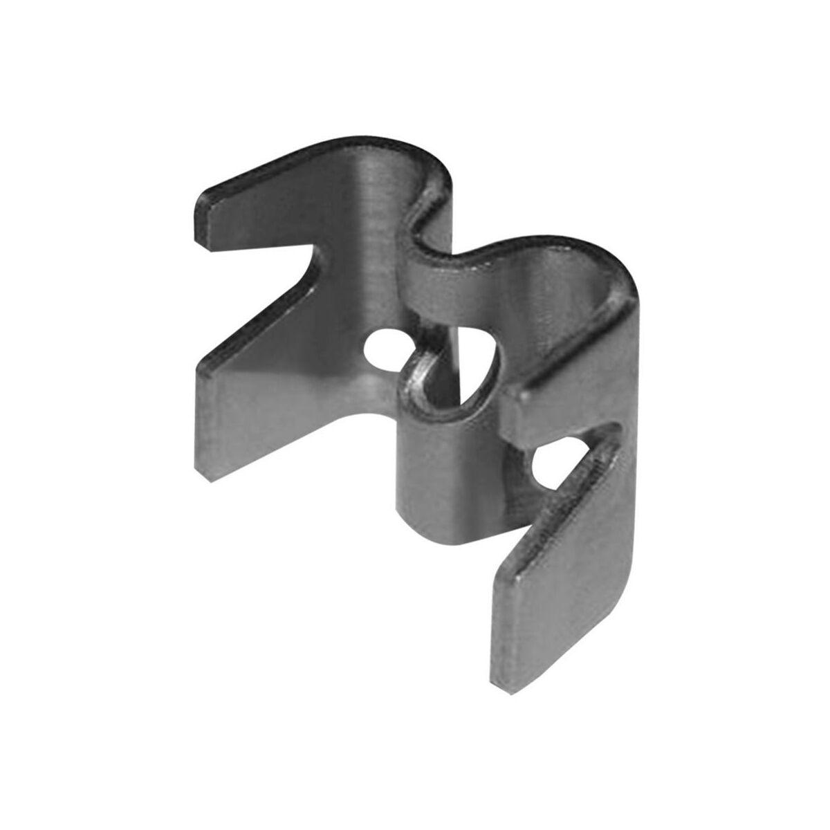 Spinki Do Paneli Ogrodzeniowych 50 Szt Polargos Akcesoria Do Montazu Ogrodzen Panelowych W Atrakcyjnej Cenie W Sklepach Leroy Merlin