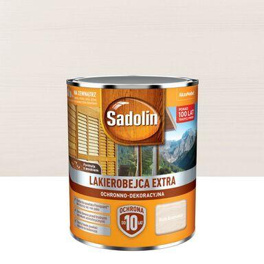 Lakierobejca do drewna Extra 0.75 l Biały kremowy Sadolin