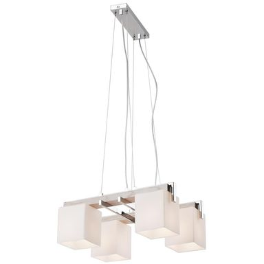 Lampa wisząca TROS dąb bielony E27 PREZENT