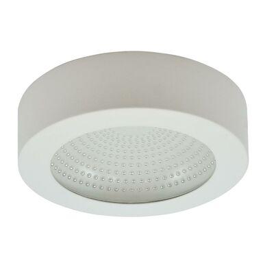 Oprawa stropowa natynkowa ASTI srebrna okrągła LED POLUX