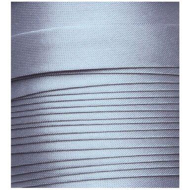 Lamówka na mb szara 15 mm