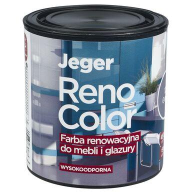Farba renowacyjna do mebli i glazury RENO COLOR 0.45 l Grafit Wysokoodporna JEGER