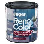 Farba renowacyjna RENO COLOR do mebli i glazury 0.45 l Grafit Wysokoodporna JEGER