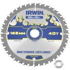 Tarcza do pilarki tarczowej 165MM/40T C/20(16)  165 mm zęby: 40 szt. IRWIN WELDTEC