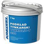 Podkład pod tynki cienkowarstwowe TYNKOLIT-T 330 7 kg KREISEL