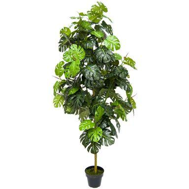 Roślina sztuczna w doniczce MONSTERA 180 cm  x 70 cm
