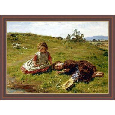 Obraz SIELANKA 78.5 x 58.5 cm  NIELSEN