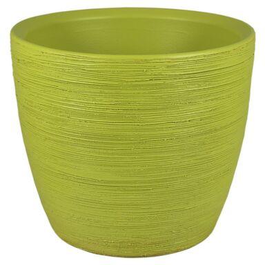 Osłonka ceramiczna 33 cm zielona 30233/182 CERMAX