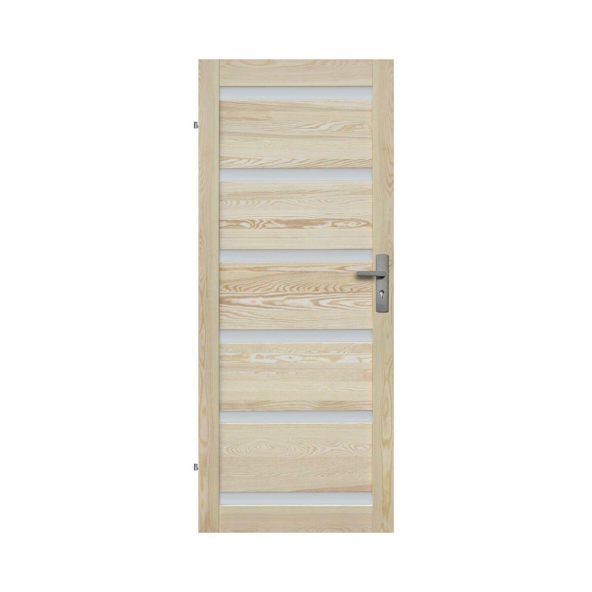 Skrzydlo Drzwiowe Drewniane Pokojowe Genewa 80 Lewe Radex Drzwi Wewnetrzne Drewniane W Atrakcyjnej Cenie W Sklepach Leroy Merlin