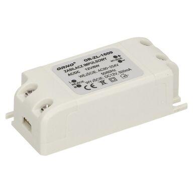 Zasilacz do LED 12 W 0.5 A / 6 W OR-ZL-1609 ORNO