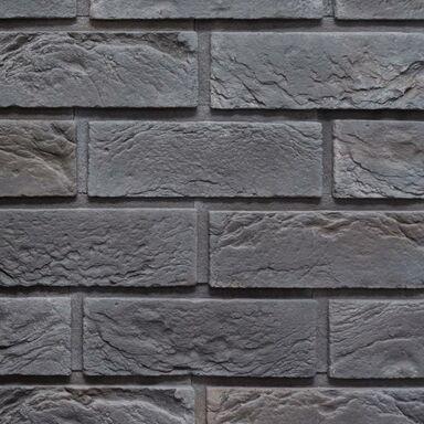 Kamień elewacyjny betonowy Milano Volcano 20,5 x 7 cm 0.32m2 Incana