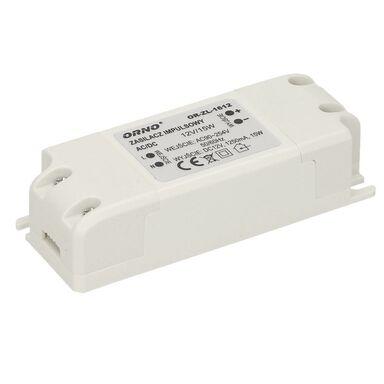 Zasilacz do LED 12 V 1.25 A / 15 W OR-ZL-1612 ORNO