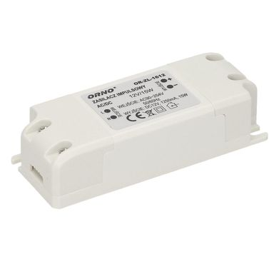 Zasilacz elektroniczny LED OR-ZL-1612 ORNO