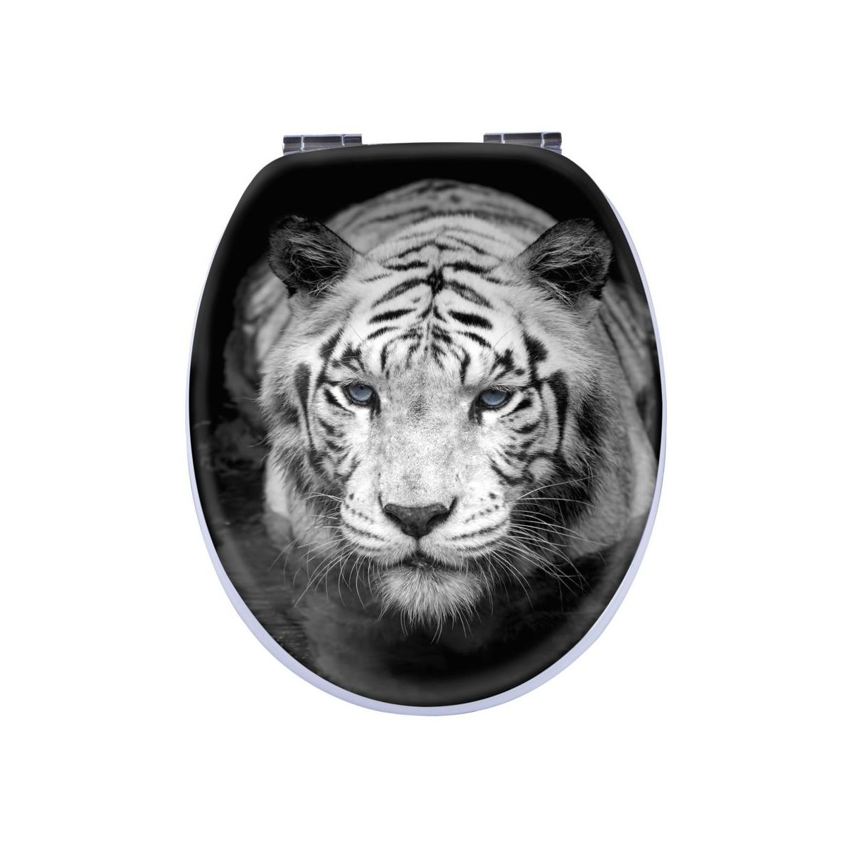 Deska Sedesowa Tygrys 3d Awd Interior Deski Sedesowe W Atrakcyjnej Cenie W Sklepach Leroy Merlin