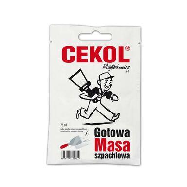 Gotowa masa szpachlowa M-1 75 ml CEKOL