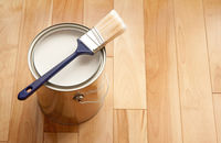 Malowanie podłóg drewnianych