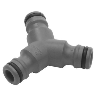 """Trójnik 12,5 mm (1/2"""") / 19 mm (3/4"""") plastikowy GARDENA"""