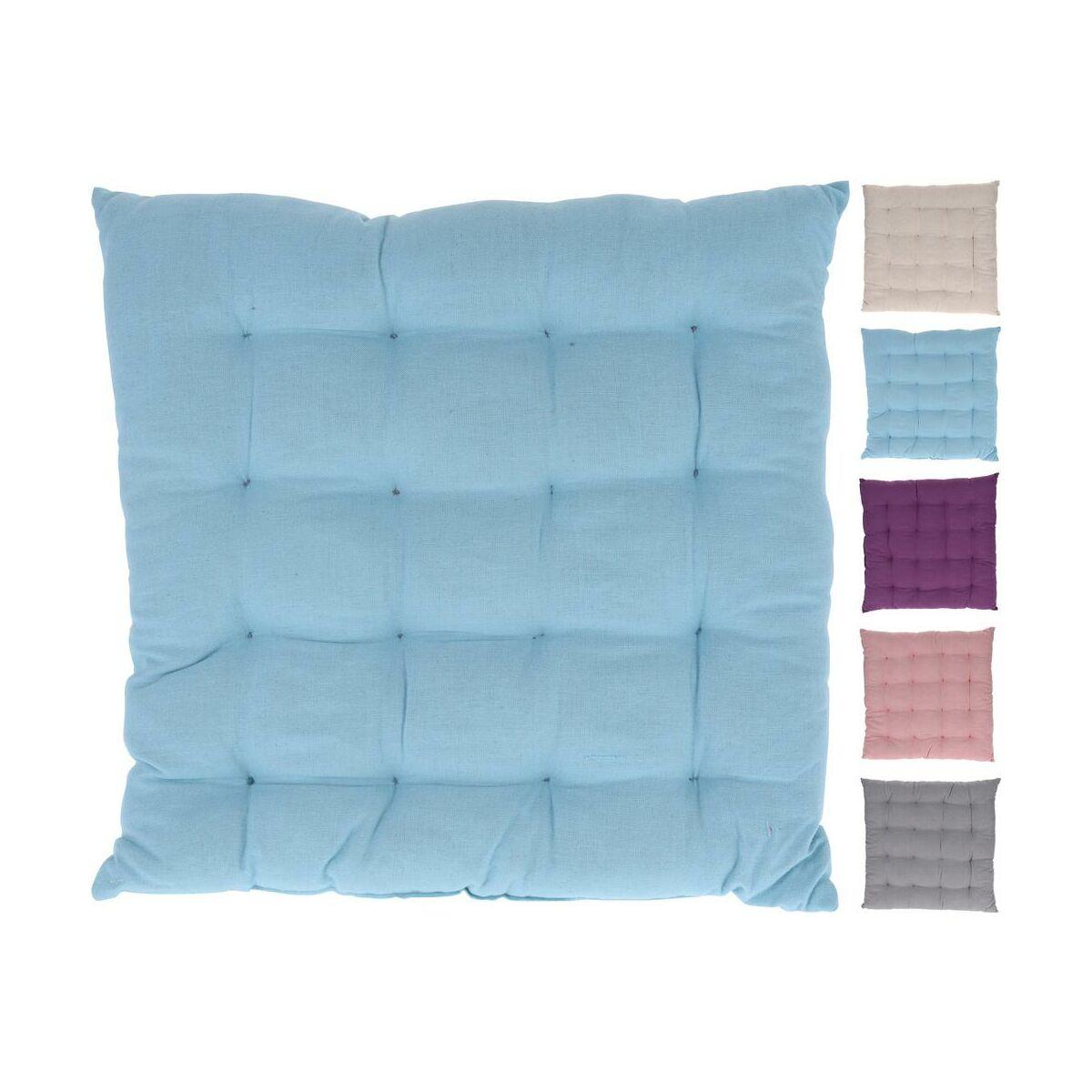 Poduszka Na Krzeslo Pikowana 40 X 40 Cm Mix Kolorow Siedziska I Zaglowki W Atrakcyjnej Cenie W Sklepach Leroy Merlin