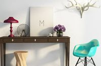 Modne kolory farb – trendy, zestawienia kolorystyczne, ściany monochromatyczne