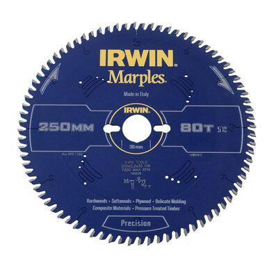 Tarcza do pilarki tarczowej 250MM/80T/30 IRWIN MARPLES