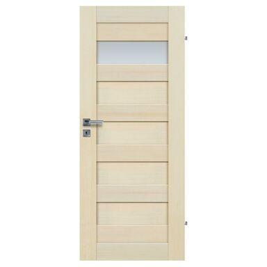 Skrzydło drzwiowe drewniane DUBLIN 80 Prawe RADEX