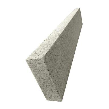 Krawężnik granitowy 100 x 18 x 6 cm szary