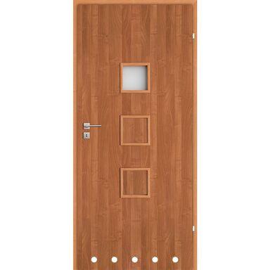 Skrzydło drzwiowe z tulejami wentylacyjnymi Lea Olcha 60 Prawe Classen