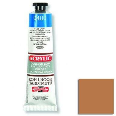 Farba akrylowa ochra 40 ml Koh-i-Noor