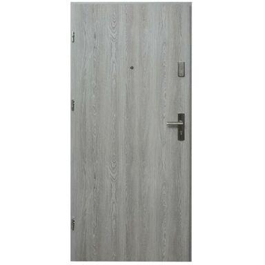 Drzwi wejściowe HEKTOR 32 Dąb nordycki 90 Lewe DOMIDOR