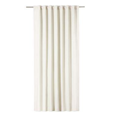 Zasłona Pharell biała 140 x 280 cm na taśmie Inspire