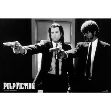 Plakat PULP FICTION 91.5 x 61 cm