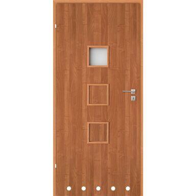 Skrzydło drzwiowe z tulejami wentylacyjnymi Lea Olcha 60 Lewe Classen