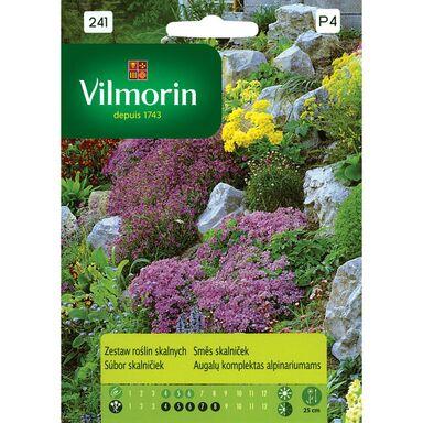 Zestaw roślin skalnych VILMORIN
