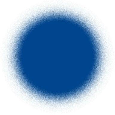 Spray KOLOR Niebieski ciemny0,4 l  LUXENS