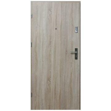 Drzwi wejściowe HEKTOR 32 Dąb sonoma 80 Lewe DOMIDOR