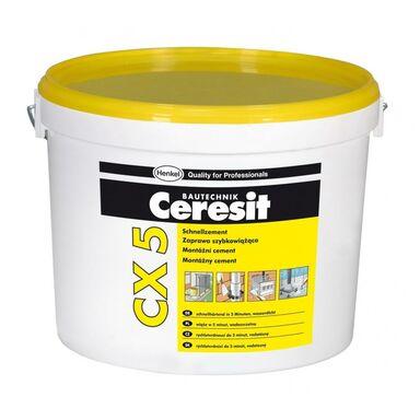 Zaprawa klejowa SZYBKOWIĄŻĄCA CX5 5 kg CERESIT