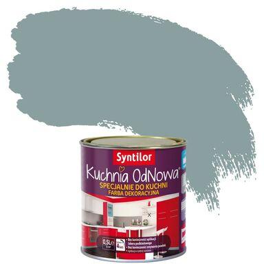 Farba renowacyjna KUCHNIA ODNOWA 0.5 l Szałwia SYNTILOR